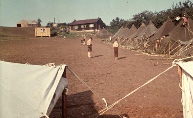 Bild von 1955 Kapfgelände