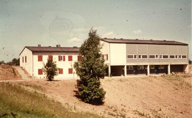 Bild von 1962 Freizeitheim nach der Erbauung