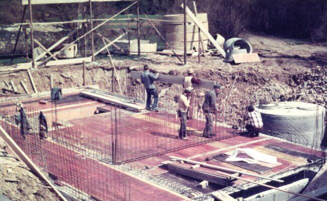 Bild von 1980 Anbau Hausteil B