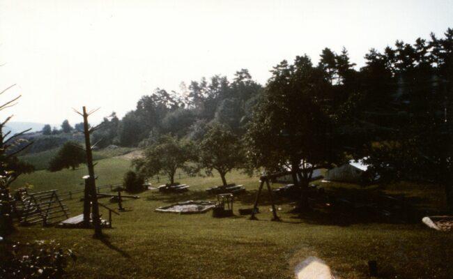 Bild von 1982 Spielplatz