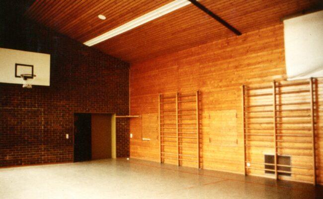 Bild von 1982 Sporthalle